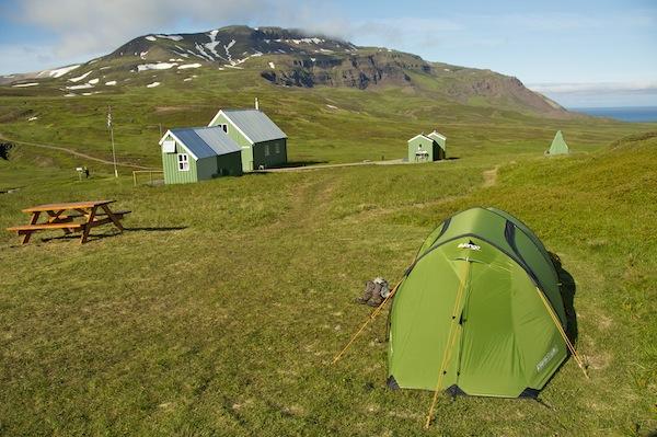 Husavik Hut