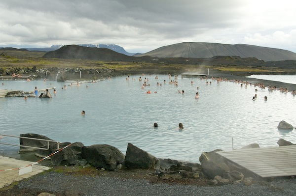Jarobodin, the Blue Lagoon of the north