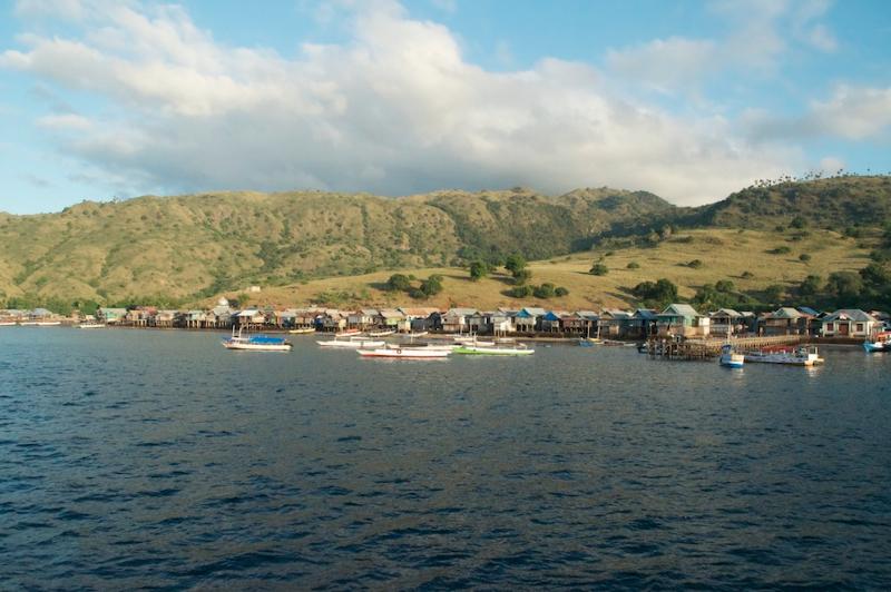 komodo-village-waterfront
