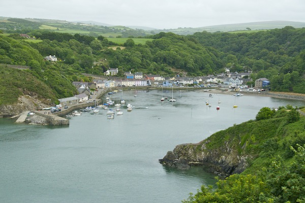 Fishguard, Lower Town