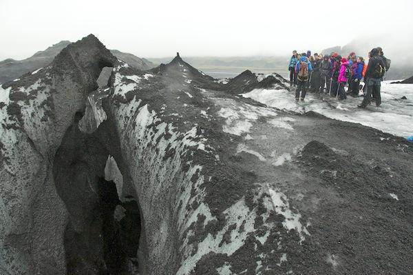 A glacial experience