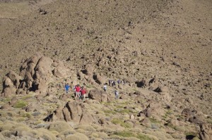 Climbing Guiliz