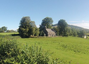 The chapel at Upper Green
