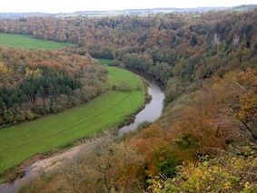 The River Wye from the look out
