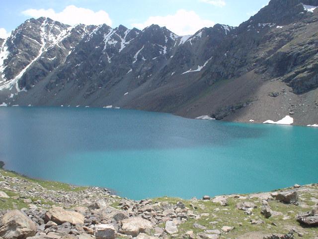 Terskwi Ala-kol lake