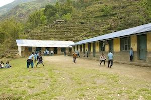 Saraswati LS School, Tapethok