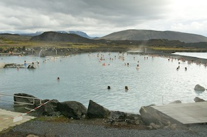 The Myvatn Nature baths
