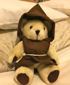 Meet Cuthbert Bear