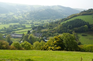 The Clun Valley