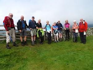 Wideopen Hill (368m) half way