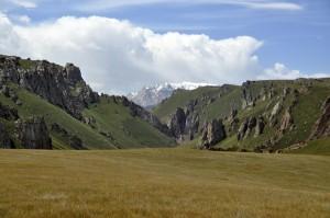 Glipses of the Kok-Kiya Gorge